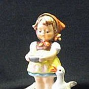 """Hummel 197/2/0 """"Be Patient"""" Figurine With Trademark Six"""