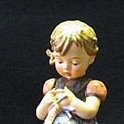 "Hummel 255 ""A Stitch In Time"" Figurine Trademark Six"