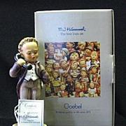 "Hummel 124/0 ""Chef Hello"" Trademark Six"
