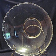"Fostoria ""Century"" Pattern Bowl"