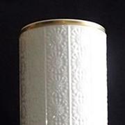 Tall Lenox Flower Motif Vase