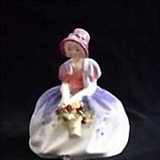 "Royal Doulton Figurine ""Monica"" HN1467"