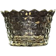 "SOLD Fostoria ""American"" Pattern Flared Edge Bowl"