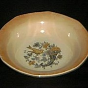 Thompson China Vegetable Bowl