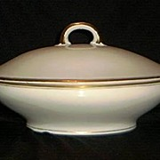 SALE Altwasser Silesia Oval Vegetable Bowl-Covered