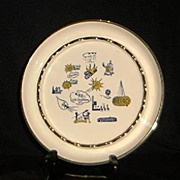 SALE Carrier Corporation 25TH Anniversary Ashtray