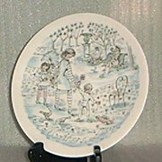 Haviland 1975 Mother's Day Plate