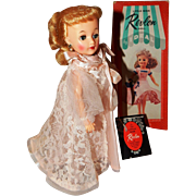 SOLD Beautiful MIB Box Little Miss Revlon LMR Doll in Negligee