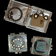 Vintage Vogue Jill Jan Doll Little Miss Revlon Jewelry Necklace Earrings