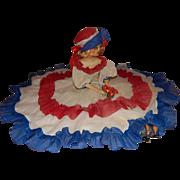 Beautiful Vintage 1920's Blossom Boudoir Doll