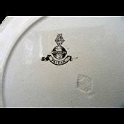 SALE 3 Staffordshire Victorian Plates ~ PHEASANTS 1880
