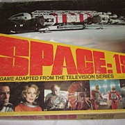 SOLD Space 1999, Board Game, Milton Bradley, 1976