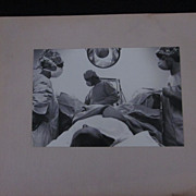 SOLD Vintage Set Of Photographs Documenting Birth Of A Baby