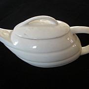 Bauer  Aladdin White Teapot