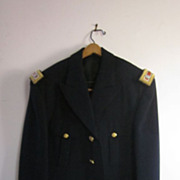 US Army Officer's Dress Blue Uniform, Lt. Colonel