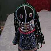 Hand Made South African Fertility Doll