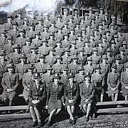 Original WAC Unit Photograph, 8th Co, 1st Reg, Nov 2, 1943