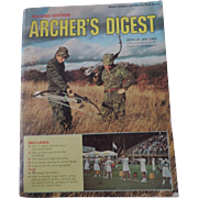 Archer's Digest, 2nd Ed, Jack Lewis, 1977