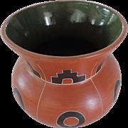 Terra Cotta Indian Pot, Teotihuacan, Mexico