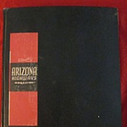 Arizona Highways, 1956, 12 Issues, Library Bound