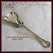 SALE Chantilly sterling sugar by Gorham - What a Sale !