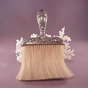 Vintage Gorham Sterling Repoussee Clothes Brush