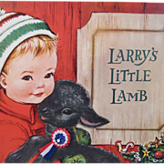 Larry's Little Lamb Christmas Pop Up Book by Beth Vardon and illustrated by Charlot Byj ...