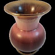 Mid Century Modern West German Pottery Vase