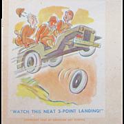 Comical WWII Envelope