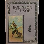 Robinson Crusoe - Victorian Children's Book