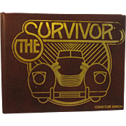 1977 The Survivors American Classic Cars Collector's Edition by Rasmussen Author Signed and ..