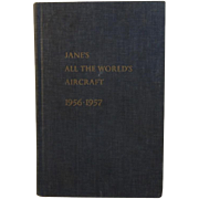 Jane's All the World's Aircraft 1957 - 1957 Book