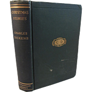 1896 Dickens Stories from the Christmas Numbers of Household Words and All the Year Round ...