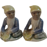 Wade Miniature Gnome Figurines
