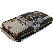 Nomura Tin Friction Police Car