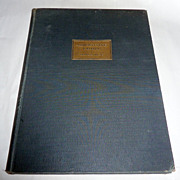 1st Edition 1928 Book -Advertising Layout signed by Frank H. Young