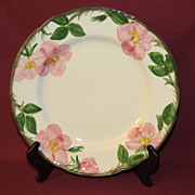 Franciscan Desert Rose Dinner Plate 1975-76