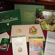 Harmony Kingdom Royal Watch Collector's Club 1999 Kit