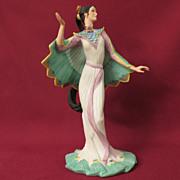 Lenox Legendary Princesses Peacock Maiden