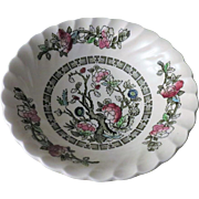 Myott Indian Tree Transferware Cereal Bowl