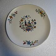 SALE Crooksville Iva-lure Dairy Maid Chop Plate or Platter