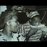 Black Americana International News Photo Father Divine Cult Members