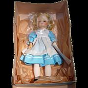 "SALE NOS 13"" Madame Alexander Alice Doll"