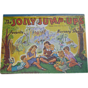 McLoughlin Jolly Jump Ups Nursery Stories Pop Up Little Black Sambo Book