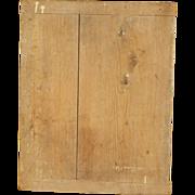 Large Old Farmhouse Noodle Bread Board