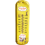 Kickapoo Joy Juice Advertising Thermometer