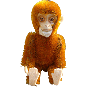Schuco Cinnamon Mohair Perfume Monkey