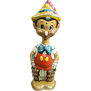 Marx Pinocchio Tin Wind Up Toy