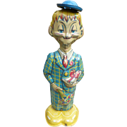 Marx Mortimer Snerd Tin Wind Up Toy