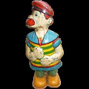 Batnacle Bill Tin Wind Up Toy